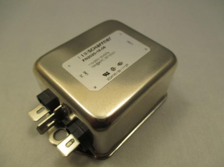 EMI-Filter Schaffner FN2020-6-06
