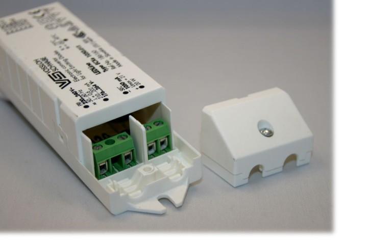LED-Netzteil Konstantstrom 1050mA, 2V-20V DC, Vossloh Schwabe LEDLine ECXe 1050.012