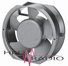 SUNON A2175HBL-TC Lüfter 230V / 151x51x151mm / m3/h