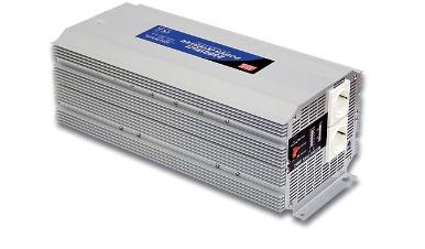 12V auf 230V Quasi-Sinus-Wechselrichter 2500W Dauerleistung
