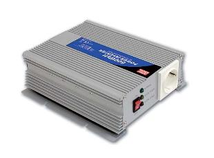 12V auf 230V Quasi-Sinus-Wechselrichter 600W Dauerleistung