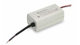 MeanWell APV-12E-12 LED-Netzteil 12V / 1A 60x30x24mm