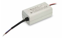MeanWell APV-16E-12 LED-Netzteil 12V / 1,25A 60x30x24mm