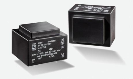 Transformator Hahn EI42 4,5VA 230V 12V 375mA
