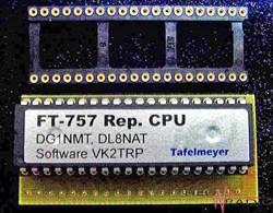 Ersatz-CPU YAESU FT-757