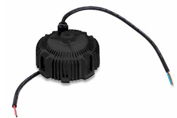MeanWell HBG-100-24 LED-Netzteil 24V / 4A 130x130x61mm