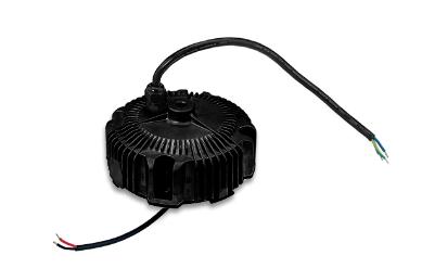 MeanWell HBG-160-24 LED-Netzteil 24V / 6,5A 152x152x67mm