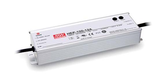 MEANWELL HEP-100-12A Einbaunetzteil 12V / 8,34A
