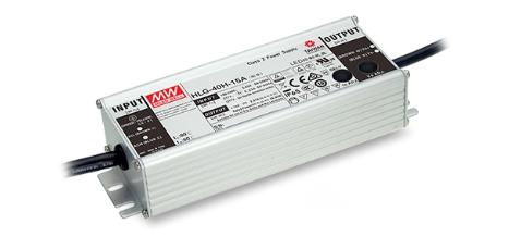 MeanWell HLG-40H-12 LED-Netzteil 12V / 3,33A 171x62x37mm