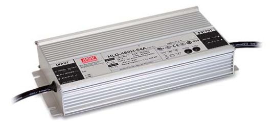 MeanWell HLG-480H-C IP65/IP67 Alu-Schaltnetzteil