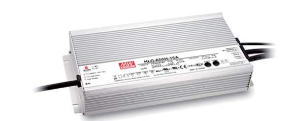 MeanWell HLG-600H Alu-Schaltnetzteil