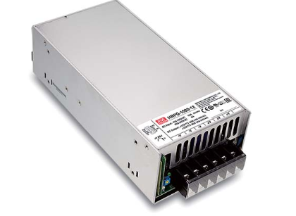 MEANWELL HRPG-1000-24 Einbaunetzteil 24V / 42A