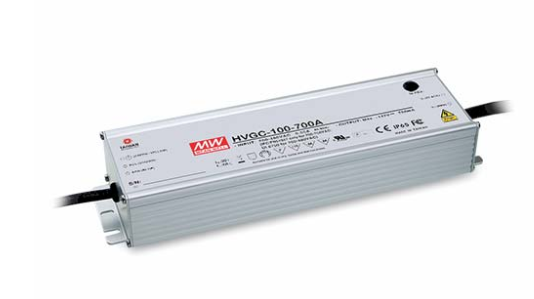 MeanWell HVGC-100 IP65/IP67 Alu-Schaltnetzteil