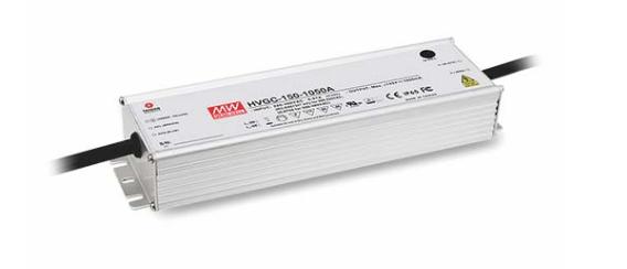 MeanWell HVGC-150 IP65 Alu-Schaltnetzteil