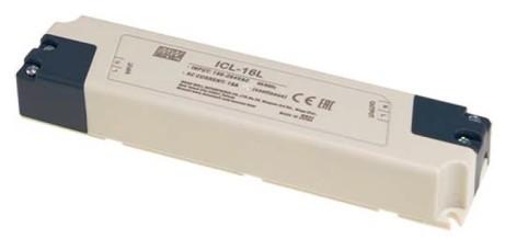 MEANWELL ICL-16L Einbaunetzteil 230V / 16A