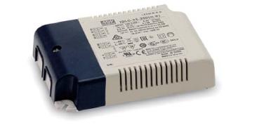 MeanWell IDLV-25-12 LED-Netzteil 12V / 1,8A 110x75x25mm
