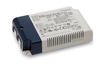 MeanWell IDLV-45-12 LED-Netzteil 12V / 3A 120x75x25mm