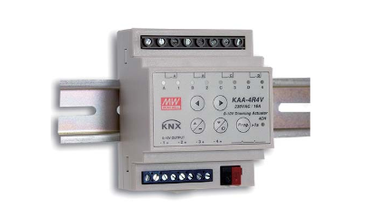 200 x MeanWell KAA-4R4V LED-Netzteil V / 16A 72x90x57mm