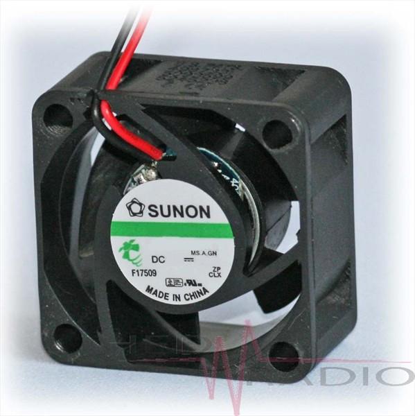 SUNON DC Axial-Lüfter 12V 40 x 40 x10, ME40101V1-A99