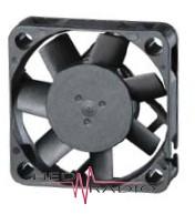 SUNON DC Axial-Lüfter 12V 40 x 40 x10, MB40101V2-A99