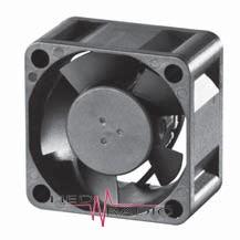 SUNON DC Axial-Lüfter 12V 40 x 40 x20, EB40201S2-999