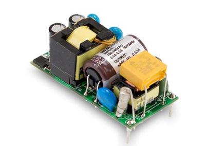 12V 1,25A 15W Einbaunetzteil MeanWell MFM-15-12