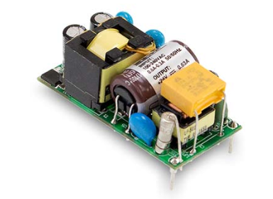 24V 0,9A 21,6W Einbaunetzteil MeanWell MFM-20-24