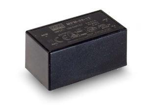 MEANWELL MPM-05-12 Einbaunetzteil 12V / 0,42A