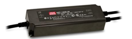 MeanWell NPF-120D-12 LED-Netzteil 12V / 10A 161x63x37mm
