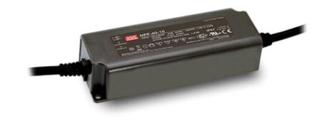 MeanWell NPF-40-12 LED-Netzteil 12V / 3,34A 150x53x35mm