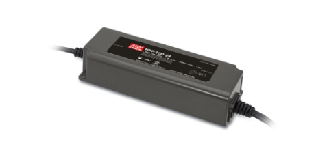 MeanWell NPF-60D-12 LED-Netzteil 12V / 5A 150x53x35mm