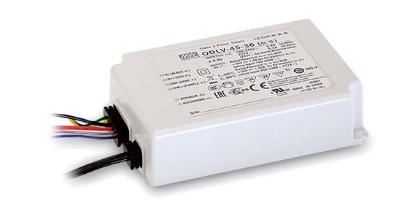 MeanWell ODLV-45-12 LED-Netzteil 12V / 3A 111x77x29mm