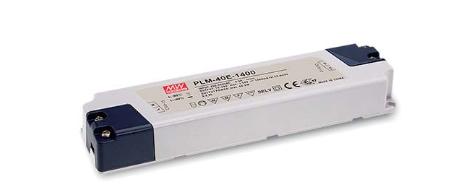 Konstantstromnetzteil 1400mA 40W MeanWell PLM-40E-1400