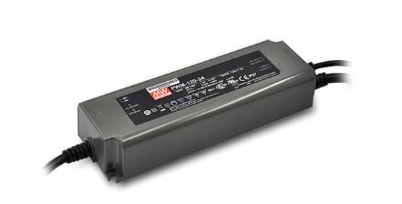 MeanWell PWM-120-24DA LED-Netzteil 24V / 5A 191x63x37mm