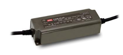 MeanWell PWM-40-12 LED-Netzteil 12V / 3,3A 150x53x35mm