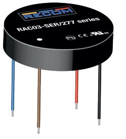 SNT Modul 3W 3.3V9600mA CV Rund