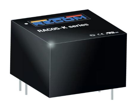 Recom RAC05-S/277 AC/DC PSU pcb module
