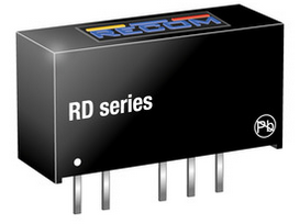 RECOM RD-2415D DC-Wandler -15V / 15V / 0,066A