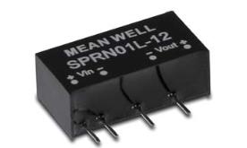 MeanWell SPRN01/DPRN01 DC/DC-Wandler SIP