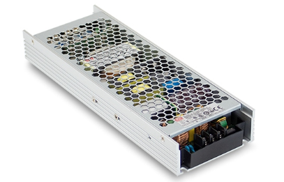 24V 20,9A 501,6W Einbaunetzteil MeanWell UHP-500-24
