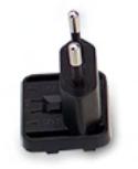 Steckeraufsatz für MeanWell-Steckernetzteile, Variante Europa