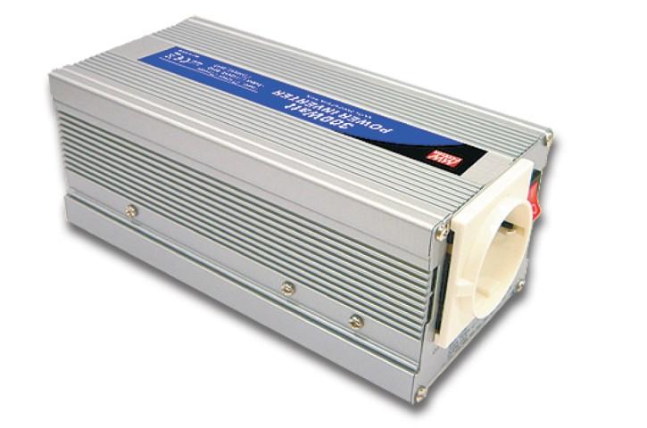 12V auf 230V Quasi-Sinus-Wechselrichter 300W Dauerleistung