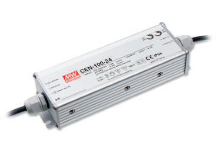 24V LED-Netzteil 4A 96W MeanWell CEN-100-24
