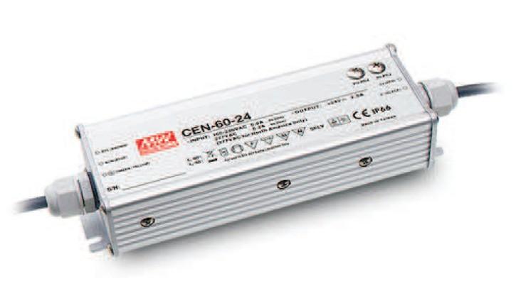 12V LED-Netzteil 5A 60W MeanWell CEN-60-12