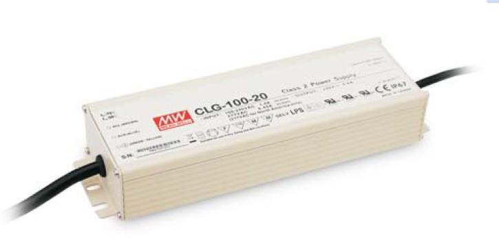 12V LED-Netzteil 5A 60W MeanWell CLG-100-12