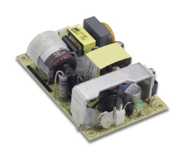 3,3V Einbaunetzteil 5A 20W MeanWell EPS-25-3.3