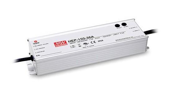 12V 12,5A 150W Einbaunetzteil MeanWell HEP-150-12A