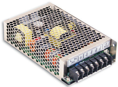 48V Einbaunetzteil 2,2A 105,6W MeanWell HRP-100-48