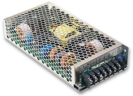 12V Einbaunetzteil 16,7A 200,4W MeanWell HRP-200-12