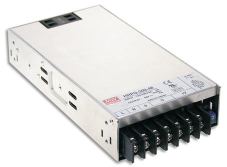 7,5V Einbaunetzteil 40A 300W MeanWell HRPG-300-7.5